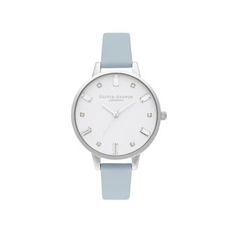 Olivia Burton Bejewelled Ladies' Vegan Leather Strap Watch - Product number 5126088