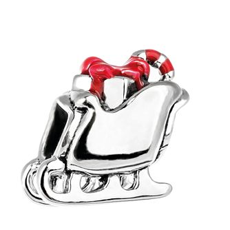 Chamilia Santa's Sleigh with Red Enamel - Product number 5126959