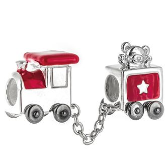 Chamilia Choo Choo Charm with Red Enamel - Product number 5126967