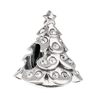 Chamilia Crystal Christmas Tree Charm with Swarovski Crystal - Product number 5127327