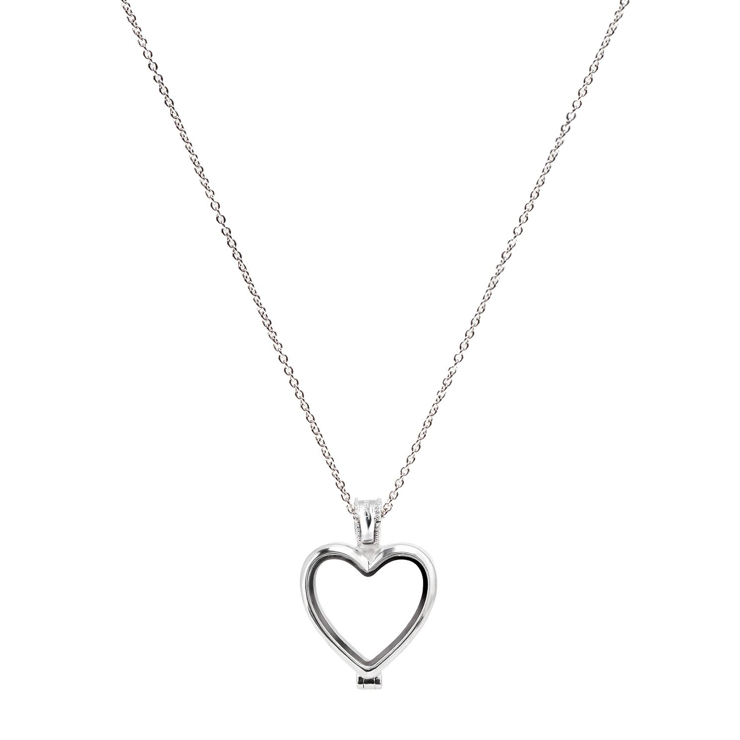 Chamilia Heart Locket 18 inches - Product number 5127785