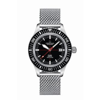 Certina Ds Ph200M Stainless Steel Mesh Bracelet Watch - Product number 5128366