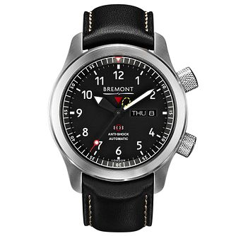 Bremont Martin Baker Mbii-Bk Men's Anthracite Side Watch - Product number 5129257
