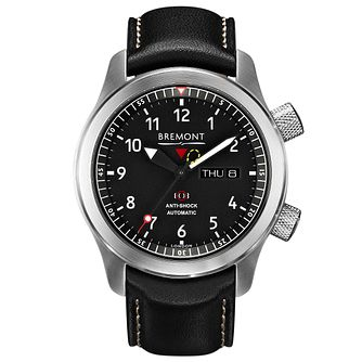 Bremont Martin Baker Mbii-Bk Men's Orange Side Strap Watch - Product number 5129273