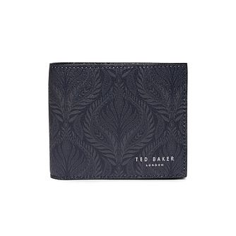 Ted Baker Habbit Men's Patterned PU Wallet - Product number 5131995