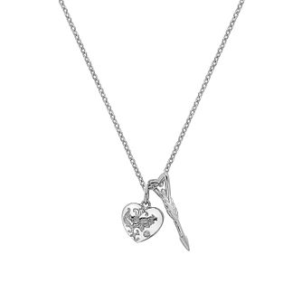 Hot Diamonds Cupid's Arrow Silver Pendant - Product number 5132800