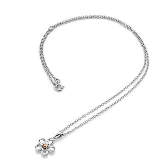 Hot Diamonds Forget Me Not Silver Pendant - Product number 5132843