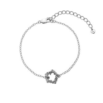 Hot Diamonds Weaving Vines Silver Bracelet - Product number 5132894