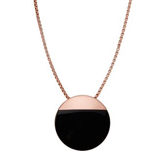 Skagen Elin Rose Gold Tone Pendant - Product number 5141982