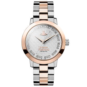 Vivienne Westwood Ladies' Two Colour Bracelet Watch - Product number 5168163