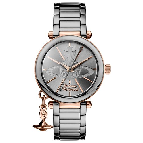 Vivienne Westwood Ladies' Two Colour Bracelet Watch - Product number 5168244