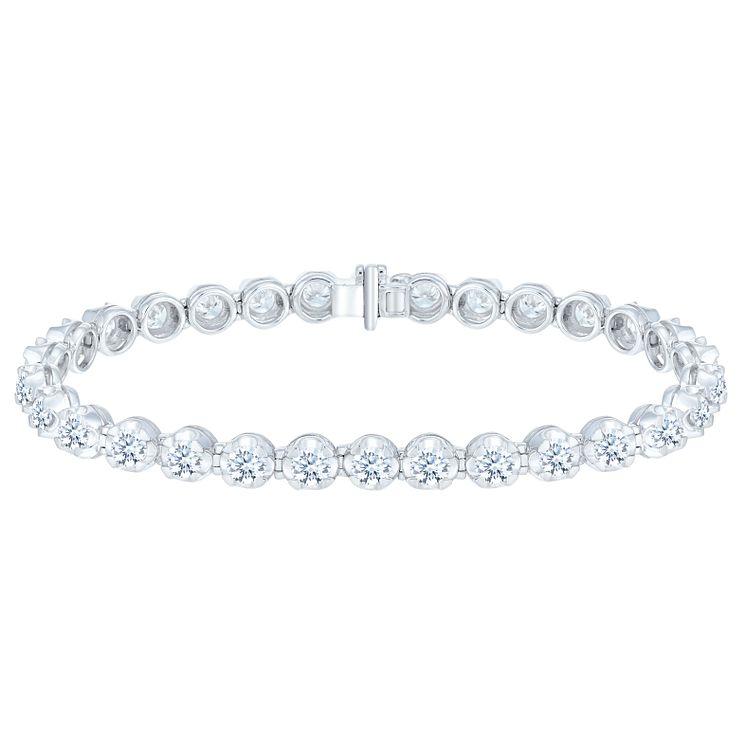 Diamond Bracelets & Tennis Bracelets Ernest Jones