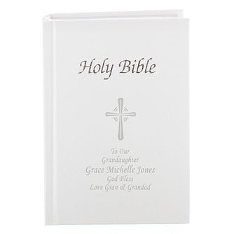 Personalised Holy Bible - Product number 5196337