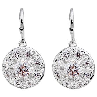 9c7cc8e26 Chamilia Heirloom Lace Regal Sterling Silver Drop Earrings - Product number  5196515