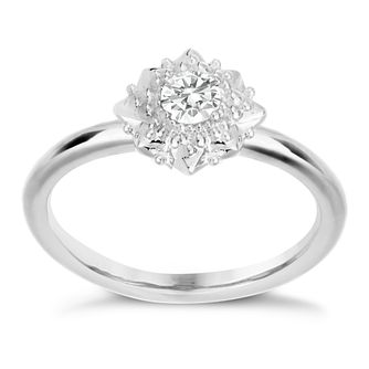 Chamilia Heirloom Lace Filigree Star Silver Ring Size Xl - Product number 5198925