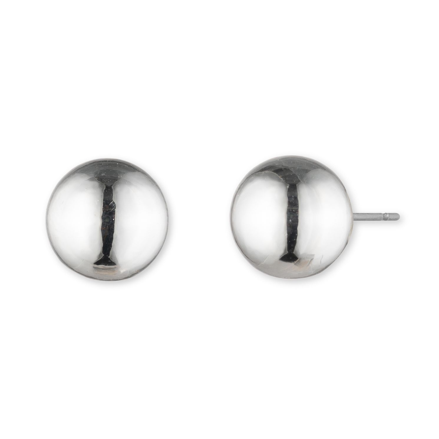 Lauren Ralph Lauren Sterling Silver 8mm Ball Stud Earrings - Product number 5200199