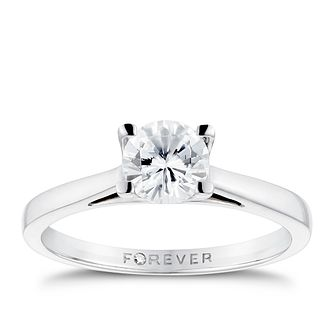 The Forever Diamond 18ct White Gold 0.75ct Ring - Product number 5203902