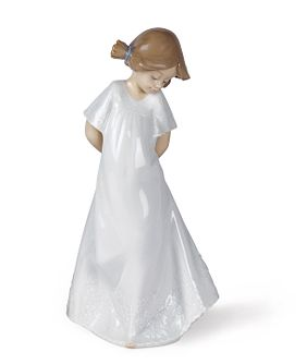 Nao Porcelain So Shy Figurine - Product number 5209471