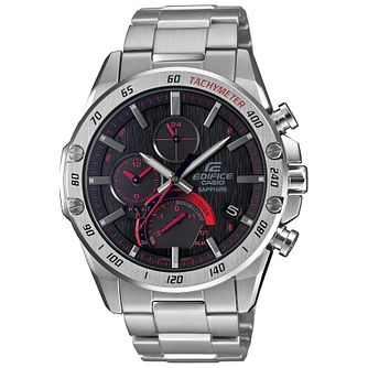 Casio Edifice Men's Stainless Steel Bracelet Watch - Product number 5210445