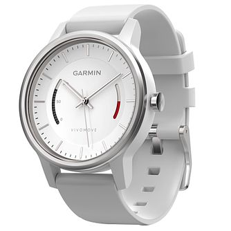 Garmin Vivomove Sport White Activity Tracker - Product number 5210593