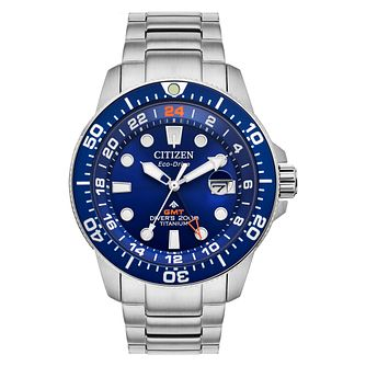 Citizen Promaster Men's Super Titanium Bracelet Watch - Product number 5212154