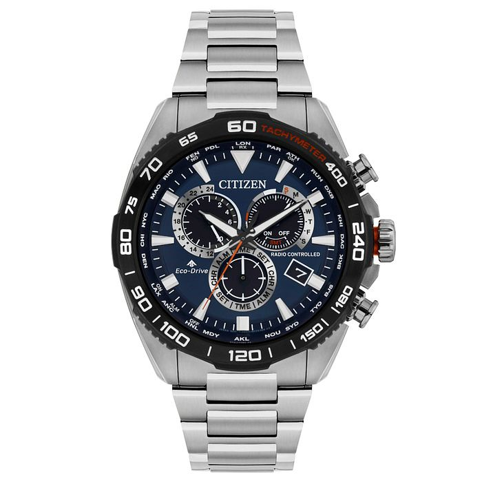 Citizen Eco-Drive Promaster Stainless Steel Bracelet Watch - Product number 5218284