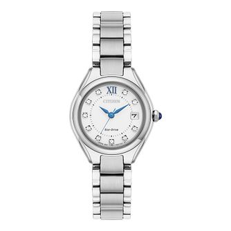 Citizen Silhouette Ladies' Stainless Steel Bracelet Watch - Product number 5218349