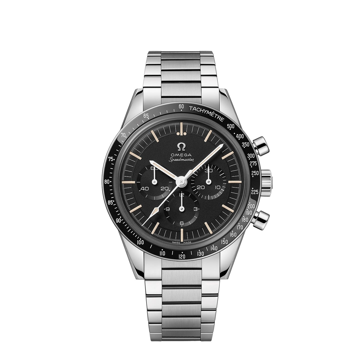 Omega Speedmaster Moonwatch Men's Stainless Steel Watch - Product number 5218373