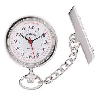 Mount Royal Nurses' Fob Watch - Product number 5222559