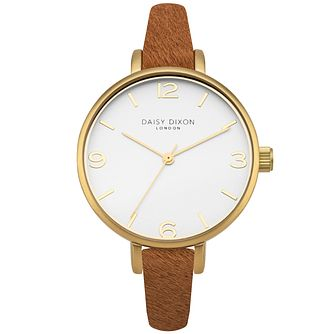 Daisy Dixon Ladies' Fur Strap Watch - Product number 5223903