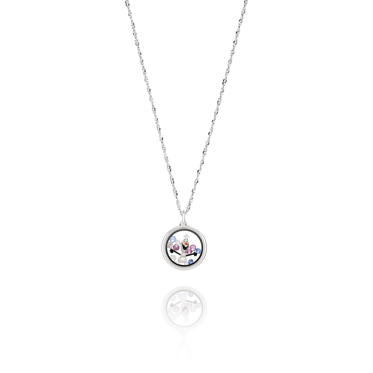 Chamilia Frozen 2 Drifting Olaf Sterling Silver Pendant - Product number 5230187