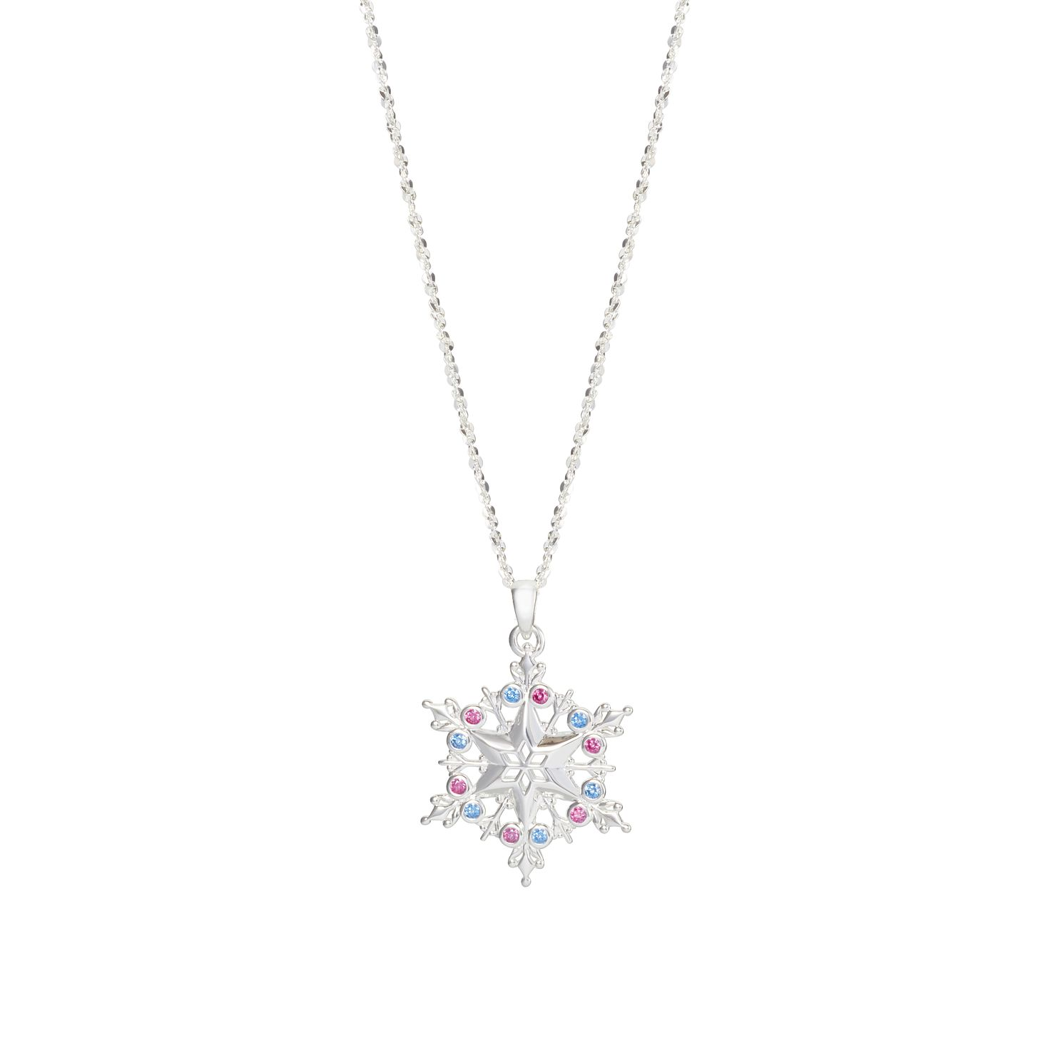 Chamilia Disney Frozen 2 Snowflake Sterling Silver Pendant - Product number 5230225