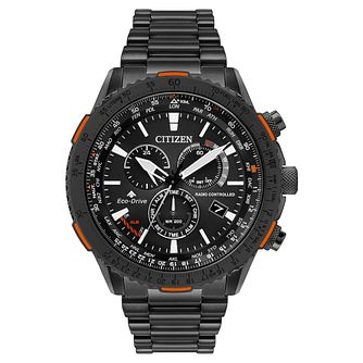 Citizen Eco-Drive Promaster Sky Men's Black IP Watch - Product number 5235537