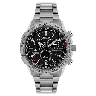 Citizen Eco-Drive Promaster Sky Men's Titanium Watch - Product number 5235545