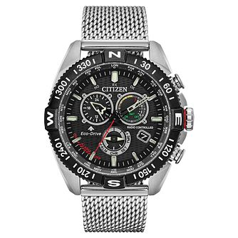 Citizen Eco-Drive Promaster Navihawk Men's Bracelet Watch - Product number 5235596