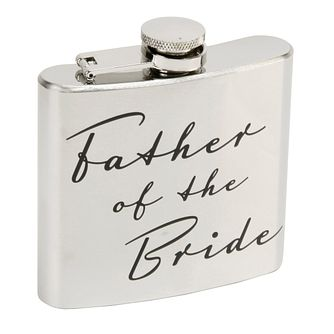 Amore 50oz Father Of The Bride Hip Flask - Product number 5235898