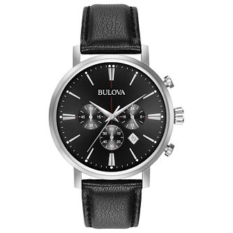 Bulova Classic Men's Stainless Steel Strap Watch - Product number 5239893