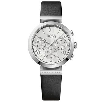Hugo Boss Ladies' Stainless Steel Strap Watch - Product number 5245486