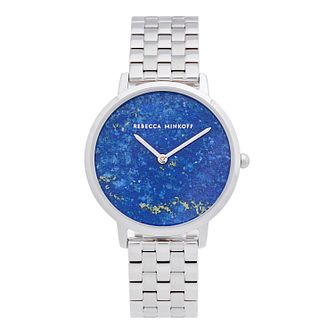 Rebecca Minkoff Major Ladies' Stainless Steel Bracelet Watch - Product number 5246091