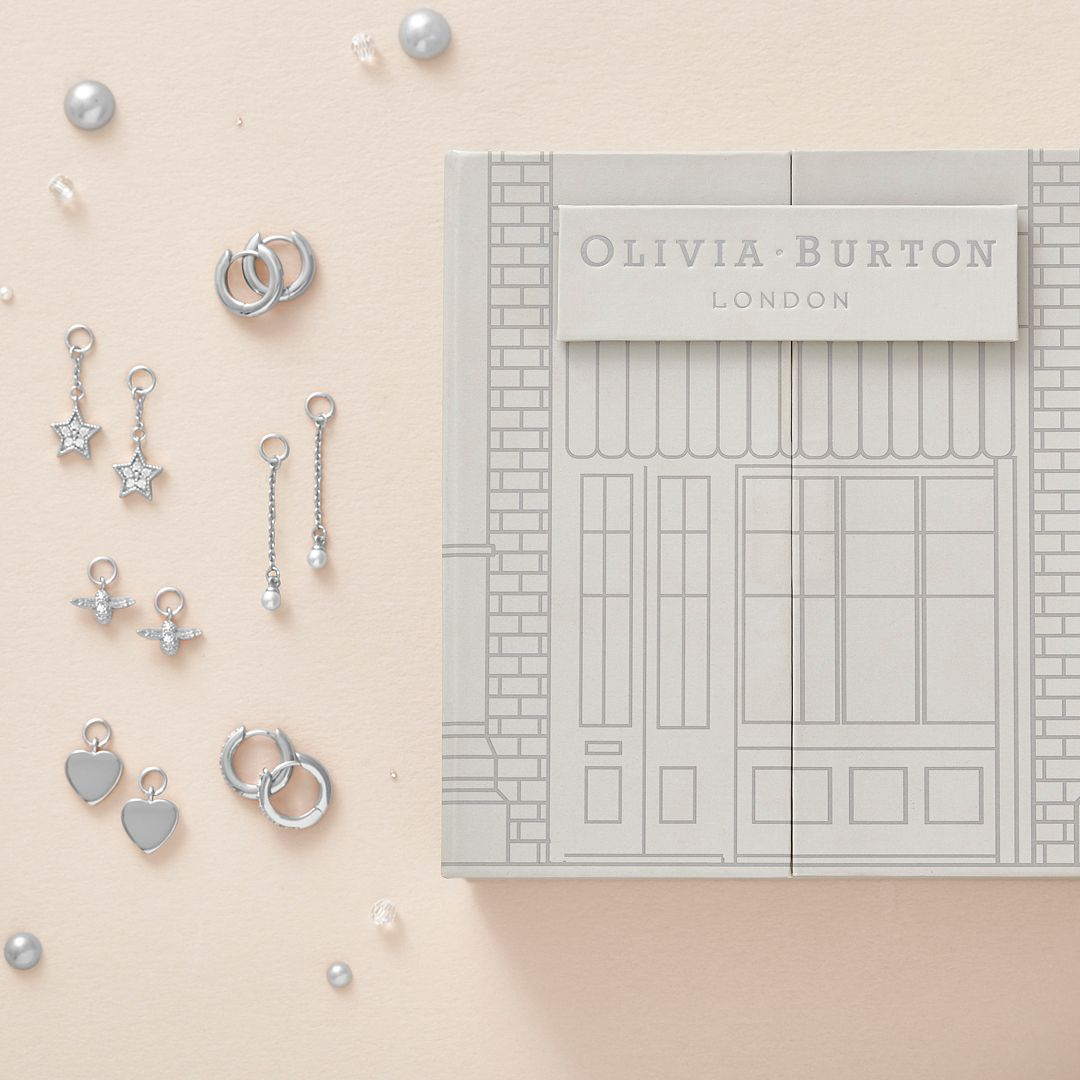 Olivia Burton House Of Huggie Crystal Earrings Gift Set - Product number 5247616