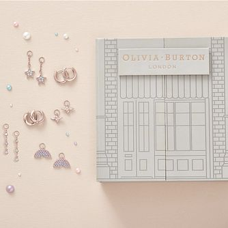 Olivia Burton House Of Huggie Rainbow Earrings Gift Set - Product number 5247632
