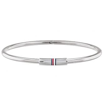 Tommy Hilfiger Dressed Up Stainless Steel Skinny Bangle - Product number 5250501
