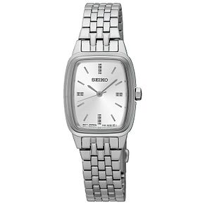 Seiko Ladies' Stainless Steel Bracelet Watch - Product number 5252695