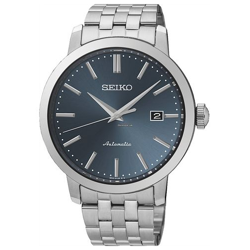 Seiko Men's Automatic Stainless Steel Bracelet Watch - Product number 5252857