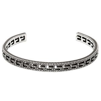 Gucci G-Cube Ladies' Silver Bangle - Product number 5253063