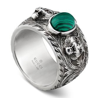 Gucci Garden Ladies' Silver Ring - Size Q - Product number 5253489