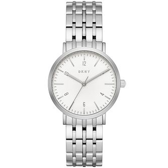 DKNY Ladies' Stainless Steel Bracelet Watch - Product number 5253772