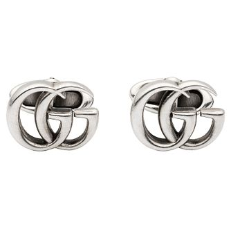Gucci Gg Marmont Men's Silver Cufflinks - Product number 5254809
