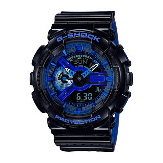 Casio G-Shock Men's Combi Black Resin Strap Watch - Product number 5267080