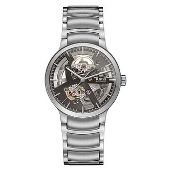 Rado Centrix Men's Stainless Steel Skeleton Bracelet Watch - Product number 5268613